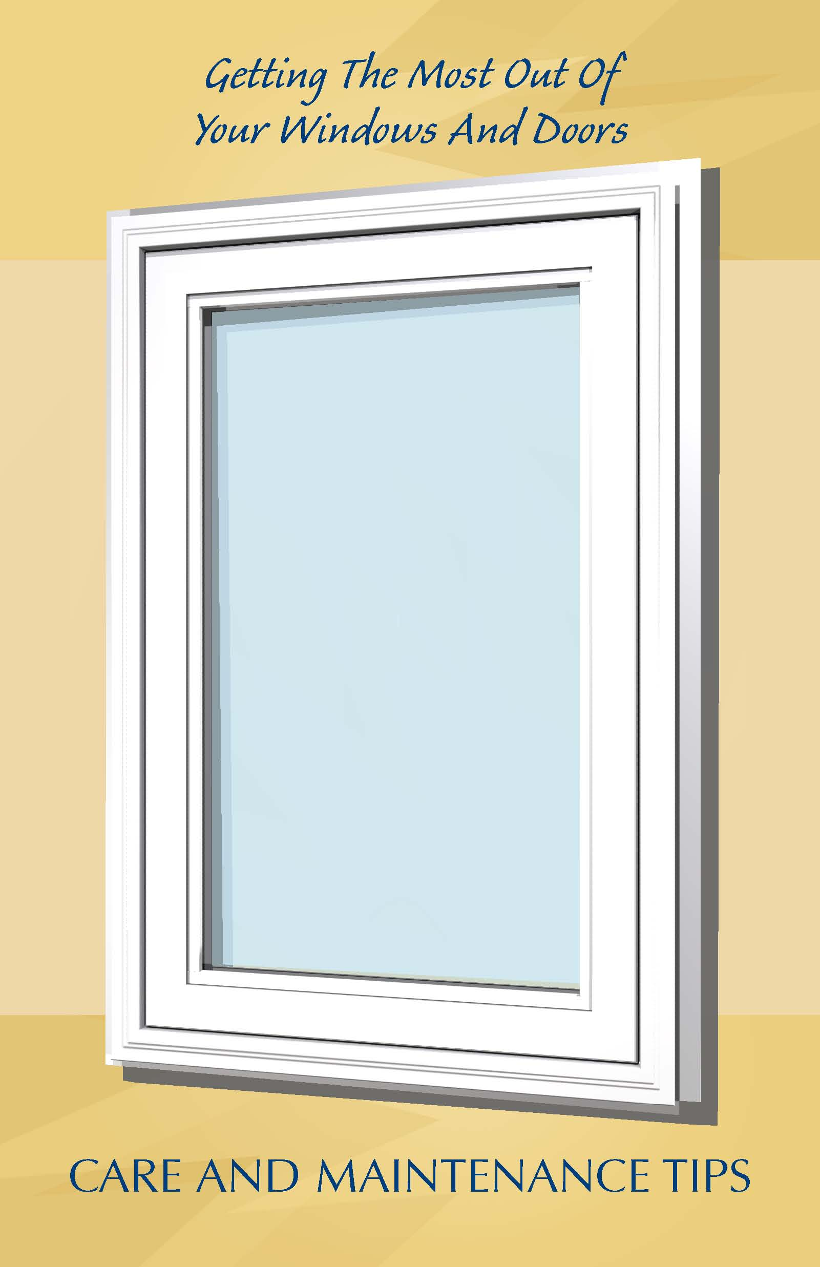 Vinyl Window Frame : Window cleaning vinyl frames