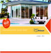 WinGuard Aluminum Premier Sliding Glass Door Brochure