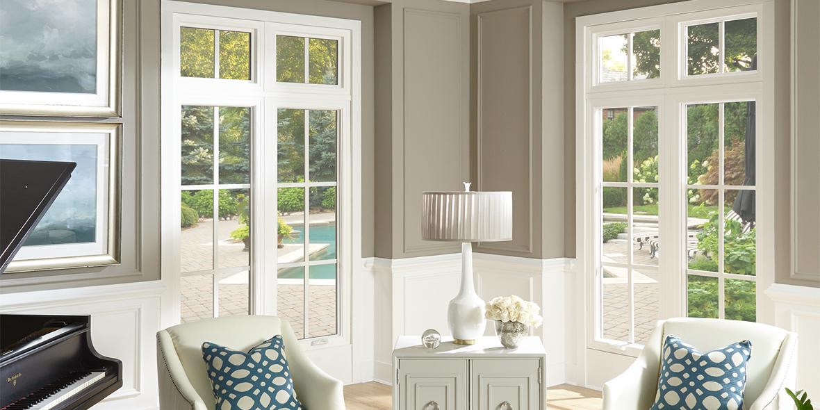 Casement Picture Window