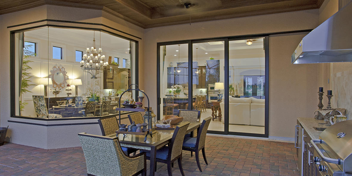 Preferred Sliding Glass Door